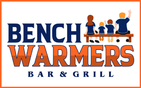 Bench Warmers Bar & Grill Logo